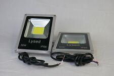 Lysed 2 Pack 50W LED Flood Light, 4000lm Warm White, 12-60V IP66 Waterproof