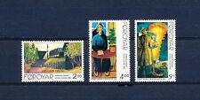 Faroe  Islands  284-6 MNH, Nordic Art, 1995