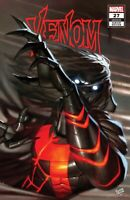 Venom #27 Ryan Brown Trade Dress Variant Without printing Error