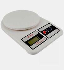 Nuevo 7kg LCD Digital Electrónica Cocina Postal Paquete Comida Peso Balanza