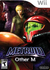 Metroid: Other M WII New Nintendo Wii