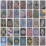 5D DIY Mandala Special Shaped Diamond Painting Notebook Diary Book Sketchbook