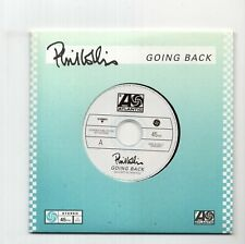 (JB292) Phil Collins, Going Back - 2010 DJ CD