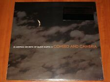 COHEED AND CAMBRIA IN KEEPING SECRETS OF SILENT EARTH 3 LTD 2x LP 180g VINYL New