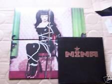 NINA HAGEN,REVOLUTION BALLROOM Promo-Set mit 4 maxi-cd 4x m(-)/m(-) 4x cardsl