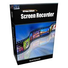 Software de grabadora de pantalla PRM grabar su escritorio y hacer videos de YouTube fácilmente