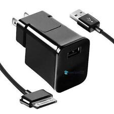 """USA Travel Wall Charger Cable For 7/8.9 /10.1"""" Samsung Galaxy Tab 2 Tablet #UP"""