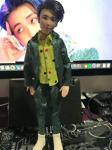 "BTS RM Mattel 11"" Fashion Doll Loose In Hand P500 ONLY!"
