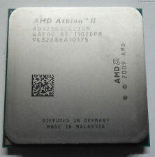 AMD Athlon II X2 250, AM2+ AM3, 3 GHz, Dual-Core, 2 MB L2, ADX250OCK23GM