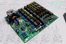 300W HF VHF amplifier in 10W 1.8-54MHz SDR Hermes ANAN, FLEX-1500  LPF CW SSB