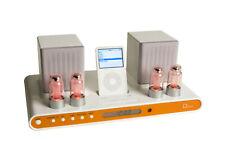 iClassic iPod 30-Pin Docking Radio Alarm 10 Watts Speaker Docking Station