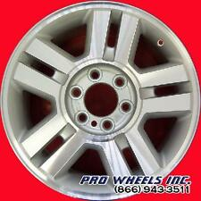 "FORD F150 TRUCK 2004-2008 18"" MACHINED SILVER ORIGINAL OEM WHEEL RIM 3559 A"