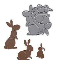 Signature Dies by Joanna Sheen - Rabbit Family SD171