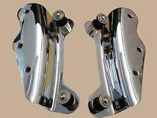 4-point Docking Kit for 2009-2013 Harley Davidson Touring FLH (Chrome)