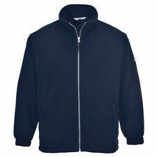Cappotti e giacche da uomo blu pile taglia S