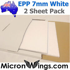EPP Foam Pack - 7mm White (box of two sheets)