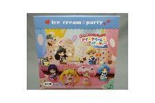 Petit Chara Land Sailor Moon Ice Cream Party Set box of 6 Megahouse Japan NEW