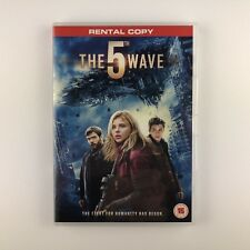 The 5th Wave (DVD, 2016) r