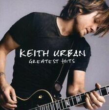 Keith Urban, Greatest Hits, CD