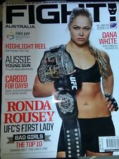 Ronda Rousey UFC Fight Magazine Poster Womens Champ 120cm x 94cm Ultra Large