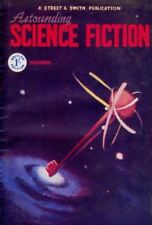 December Astounding Science Fiction Sci-Fi Magazines