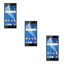 Clear Screen Guard Protector for Zte Zephyr Z752C Paragon Z753G Sonata 2 Phone