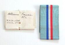 Ruban des années 1930/40 pour décorations ( 21 cm )