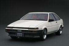 Toyota Sprinter Trueno (AE86) 2-Türer GTV weiß 1:18 - IG0549 Ignition Models