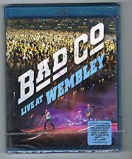 BAD COMPANY - LIVE AT WEMBLEY - 2010 - BLU-RAY NEUF NEW NEU