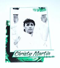 Christy Martin 2018 4LUVofBOXING Legends Series 3 Boxing Card New