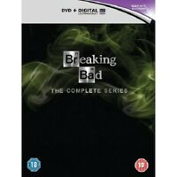 COFFRET DVD SERIE : BREAKING BAD - SAISON 1 A 6 - COMPLETE EDITION ULTRAVIOLET 5