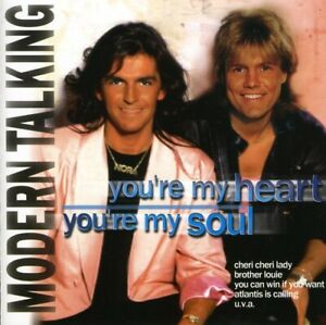 Modern Talking - You're My Heart You're My Soul [New CD] Germany - Import