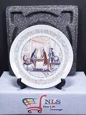Darceau Limoges Porcelain Plate Premiere Edition Fait a La Main Wall Decor #713