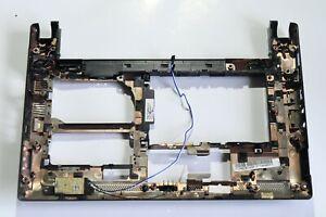Acer Aspire One PAV70 D255 Bottom Base Lower Case AP0F3000100 /w power jack