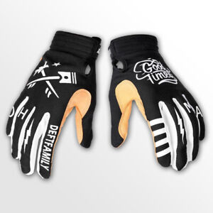Motocross Dirt Bike Gloves Good Times Full Funger Glove MX MTB Down Hill