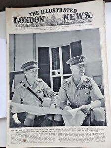 The Illustrated London News Saturday January 24th, 1942