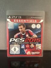 Pro Evolution Soccer 2015 PES 2015 Sony PlayStation 3 PS3 Game Day One Edition