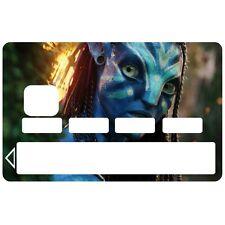 Stickers Autocollants Skin Carte de Crédit CB Avatar 1060 1060