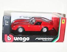 Ferrari 250 GTO Year 1962 Rot 1 24 Bburago