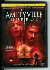 THE AMITYVILLE HORROR, used movie DVD, 2005, supernatural horror based on true