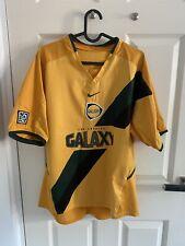 Los Angeles MLS LA Galaxy 2004 Nike Shirt