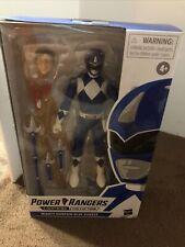 Hasbro Power Rangers Lightning Collection - Mighty Morphin Blue Ranger New