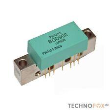 Verstärker BGD902 860MHz 18.5dB 2x amplifier von Philips SOT-115J MMIC IC