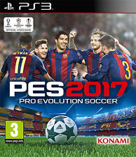 Pro Evolution Soccer PES 2017 (Calcio) PS3 Playstation 3 IT IMPORT KONAMI