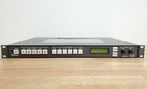 Extron usp 405 Scan Converter Used once Comes with Manual in pristine condition.