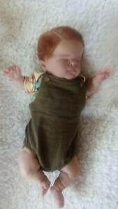 """Reborn doll """"Dwarf Nino """" New Sculpt"""