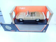 DODGE CORONET R/T 1970 1:18 Road Signature  / GOLD  New In Box