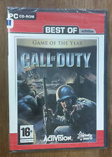 Call of Duty - Game of the Year (PC CD-ROM) UK IMPORT