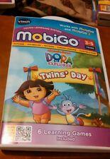 MOBIGO DORA THE EXPLORER TWINS' DAY VTECH FOR MOBIGO & MOBIGO 2
