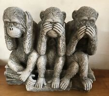 Latex Mould for making this AMAZING Detailed 3 Monkeys Sitting On Books
